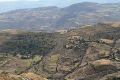 Agricoltura ed agricoltura in Africa Fotografie Stock Libere da Diritti