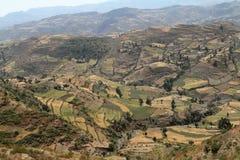 Agricoltura ed agricoltura in Africa Immagini Stock Libere da Diritti