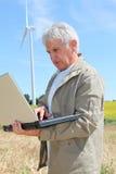 Agricoltura ed ambiente Fotografia Stock