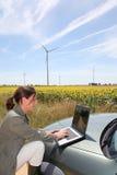 Agricoltura ed ambiente Fotografia Stock Libera da Diritti