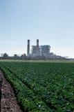 Agricoltura ed energia Fotografie Stock Libere da Diritti