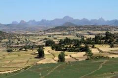 Agricoltura in Etiopia Fotografie Stock
