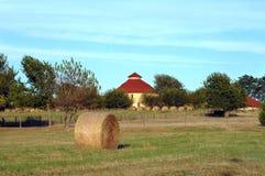 Agricoltura in Kansas Fotografie Stock