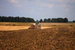 Agricoltura lituana Fotografia Stock Libera da Diritti