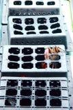 Agricoltura morbida del granchio delle coperture del canestro Fotografie Stock Libere da Diritti