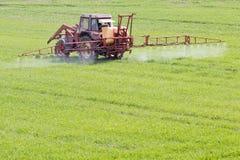 Agricoltura in primavera Fotografie Stock Libere da Diritti