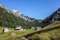 Agricoltura slovena Fotografie Stock Libere da Diritti