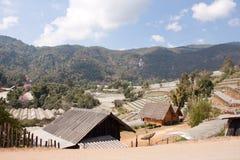 Agricoltura sulle montagne. Immagine Stock Libera da Diritti