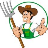 Agriculteur illustration libre de droits
