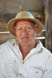Agriculteur thaïlandais Image stock