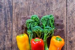 Agriculteurs frais végétaux du centre Photographie stock libre de droits