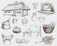 Agricultura stock de ilustración