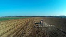 Agricultura almacen de metraje de vídeo