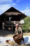 Agricultura de Arunachal Pradesh Foto de Stock Royalty Free