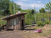 Agricultura del paisaje en el granjero imágenes de archivo libres de regalías