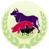agricultura del sello Imagen de archivo libre de regalías