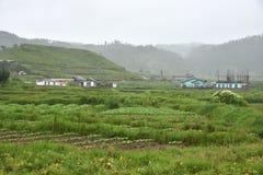 Agricultura em Meghalaya foto de stock