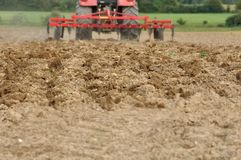 Agricultural activities Royalty Free Stock Photography