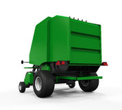Agricultural Baler Isolated Stock Photos