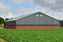Agricultural building Stock Images