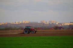 Agricultural City stock images