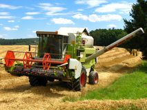 Agricultural economy Stock Image