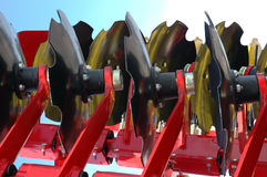 Agricultural equipment Stock Photo
