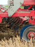 Agricultural equipment. Royalty Free Stock Photo