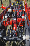 Agricultural equipment. Detail 108 Stock Photo