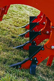 Agricultural equipment. Detail 11 Royalty Free Stock Images