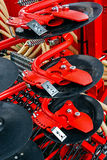 Agricultural equipment. Detail 145 Royalty Free Stock Image