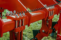 Agricultural equipment. Detail 17 Stock Photos