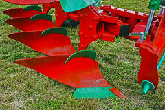 Agricultural equipment. Detail 12 Stock Image