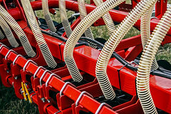 Agricultural equipment. Detail 14 Stock Photography