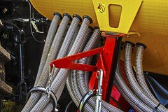 Agricultural equipment. Detail 13 Royalty Free Stock Image