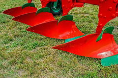 Agricultural equipment. Detail 3 Stock Images