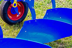 Agricultural equipment. Detail 5 Stock Photos