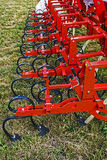 Agricultural equipment. Detail 9 royalty free stock image