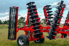Agricultural equipment. Detail 115 Royalty Free Stock Image