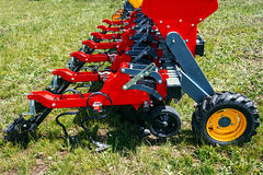 Agricultural equipment. Detail 123 Royalty Free Stock Photos