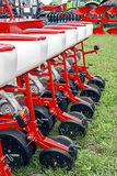 Agricultural equipment. Detail 131 Royalty Free Stock Photo