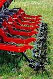 Agricultural equipment. Detail 133 Royalty Free Stock Photography