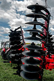 Agricultural equipment. Detail 147 Stock Images