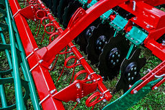 Agricultural equipment. Detail 166 Royalty Free Stock Photos