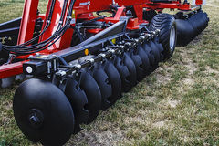 Agricultural equipment. Detail 102 Royalty Free Stock Image
