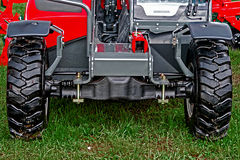 Agricultural equipment. Detail 158 Royalty Free Stock Image