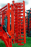 Agricultural equipment. Detail 179 Stock Photos
