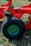 Agricultural equipment. Detail 103 Stock Image