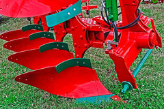 Agricultural equipment. Detail 186 Stock Photo