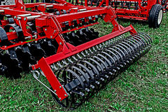Agricultural equipment. Detail 178 Royalty Free Stock Images